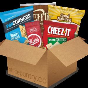 15 snack box