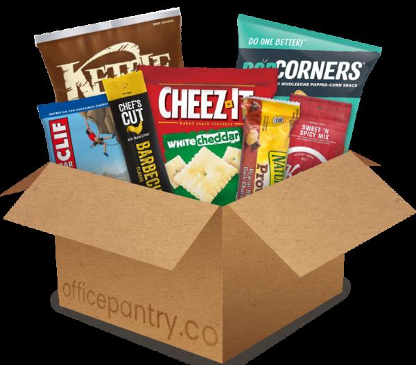 20 Snack Box