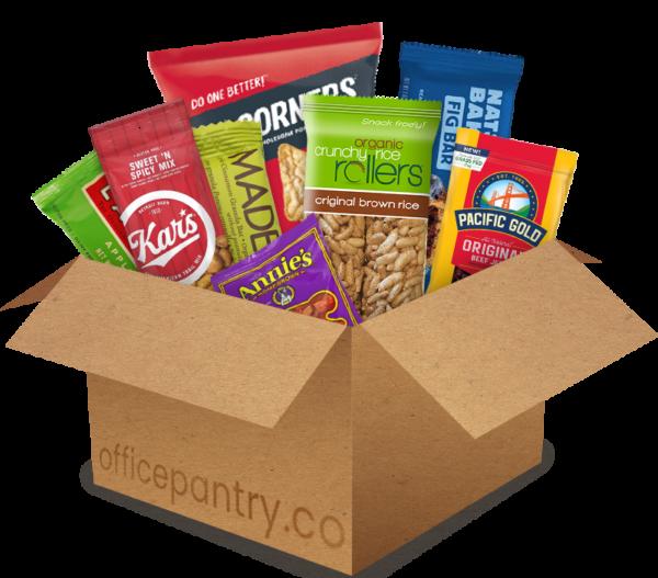 25 Snack box