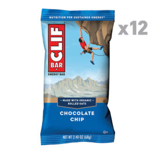 clif choc chip