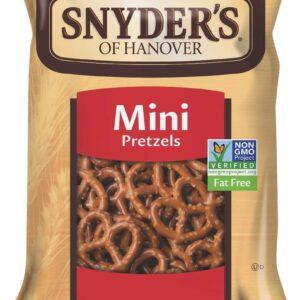 mini pretzels bags