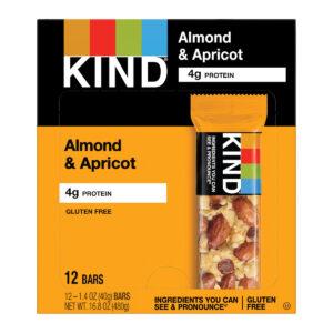 kind almond & apricot