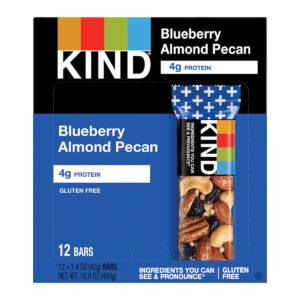 kind blueberry pecan