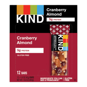 Kind Cranberry Almond