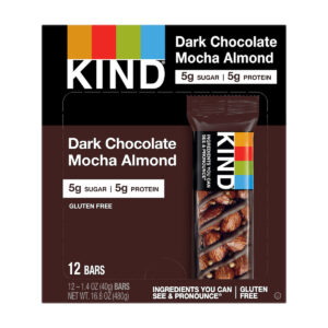 Dark Chocolate Mocha Almond