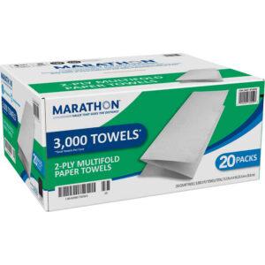 marathon paper towel