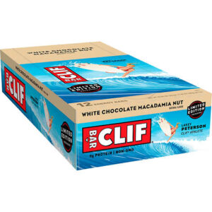 clif white chocolate