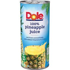 dole juice