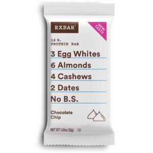 rxbar choco chip